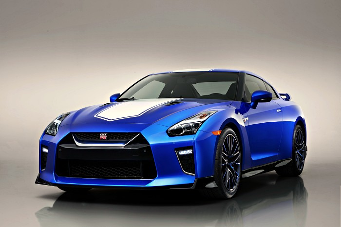 Nissan GT-R 50 ปี