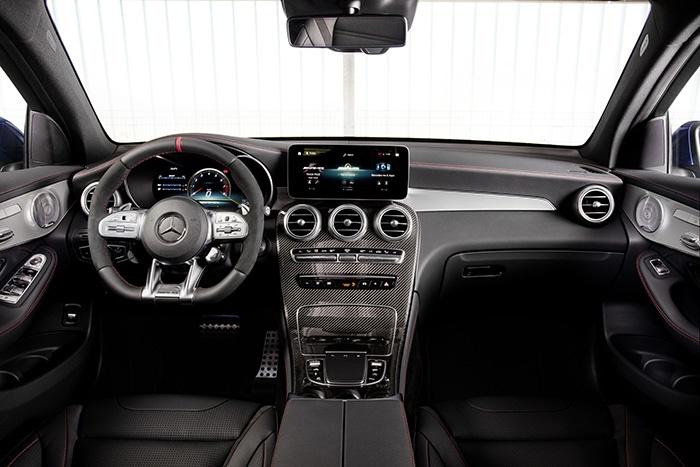 Mercedes-AMG GLC Coupe 2020