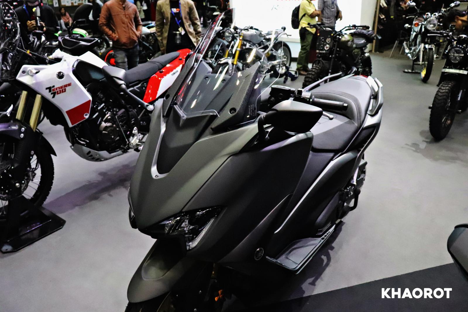 Yamaha Tmax 560 ปี 2020