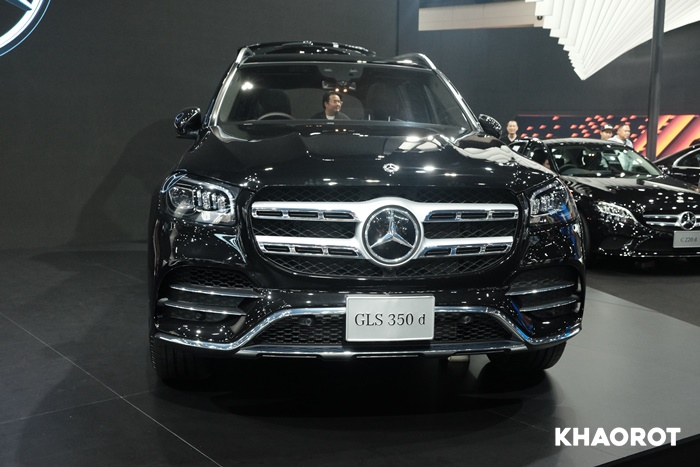 Mercedes-Benz GLS 350 d 2020