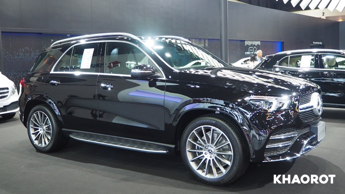 Mercedes-Benz GLE 300 d 2020
