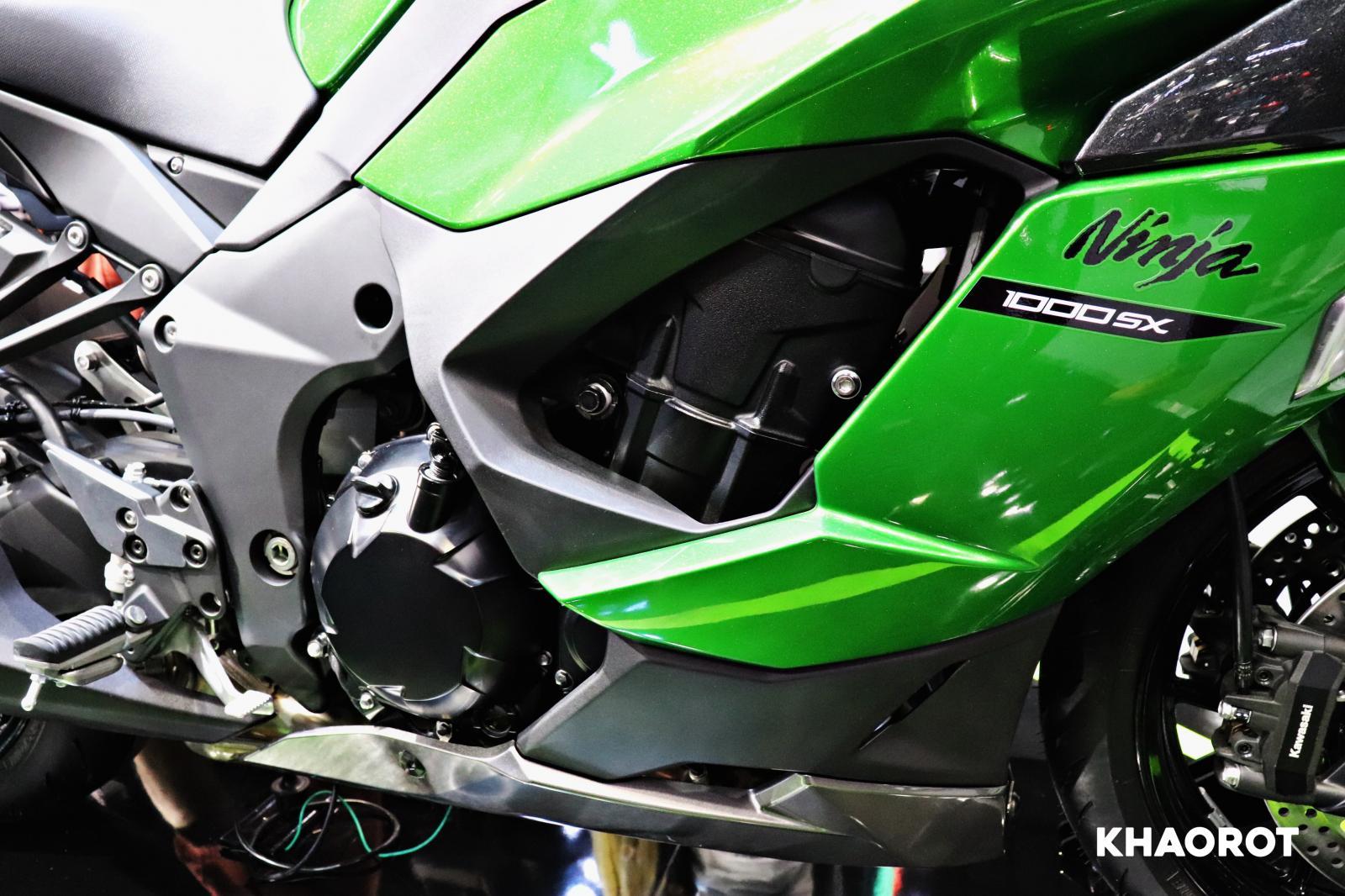 Kawasaki Ninja 1000SX ปี 2020