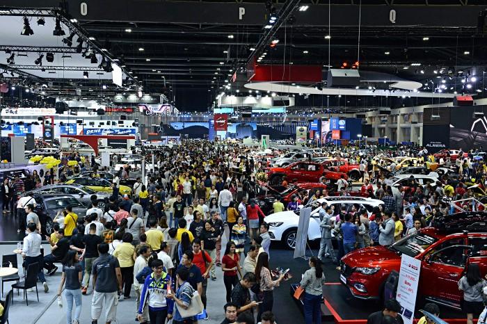 สรุปเรื่อง Motor Expo 2019 เก๋งเล็กยืนหนึ่ง
