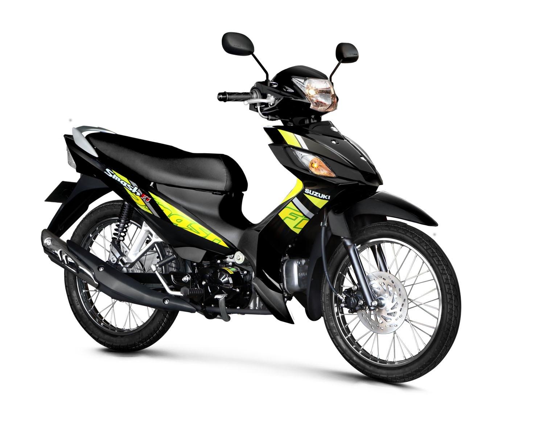 Suzuki Smash Fi 2020