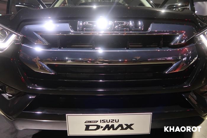 Isuzu D-Max Spacecab 2020