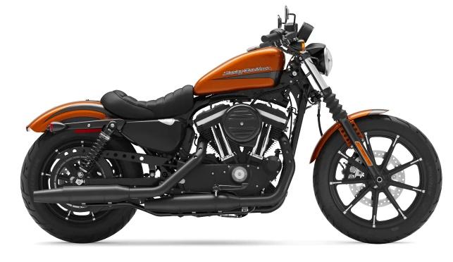 Harley Davidson Iron 883 ปี 2020