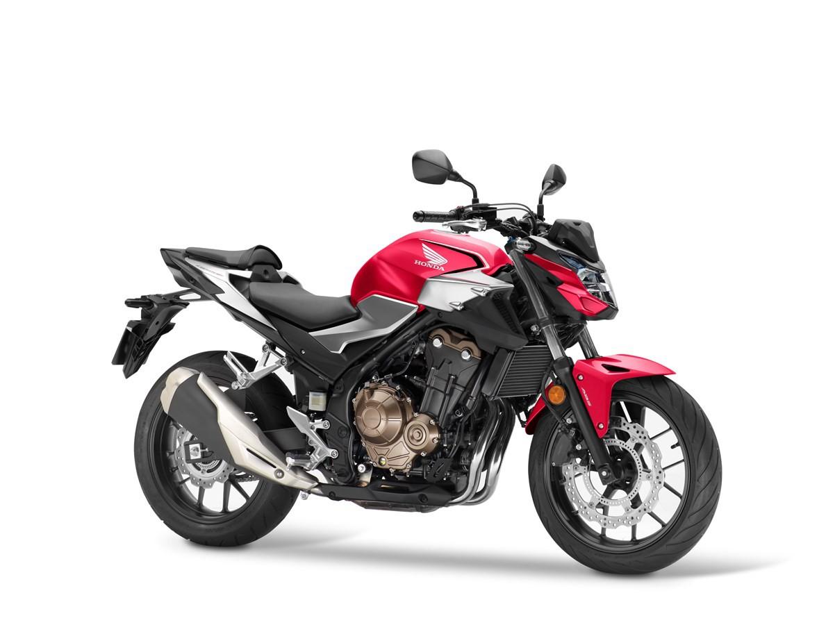 Honda Bigbike 2019