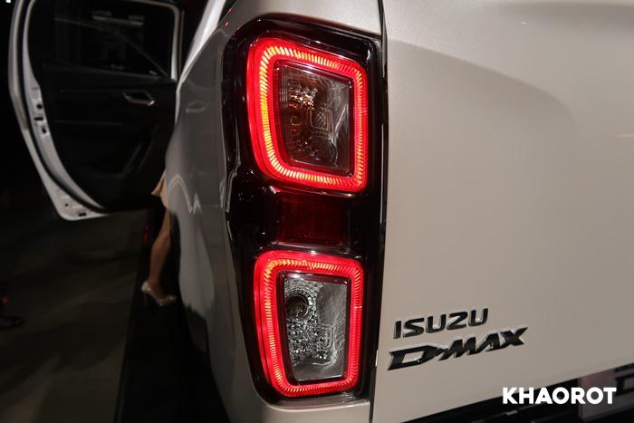 Isuzu D-Max 2020 Cab4
