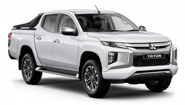 Mitsubishi Triton รุ่นย่อย Adventure X