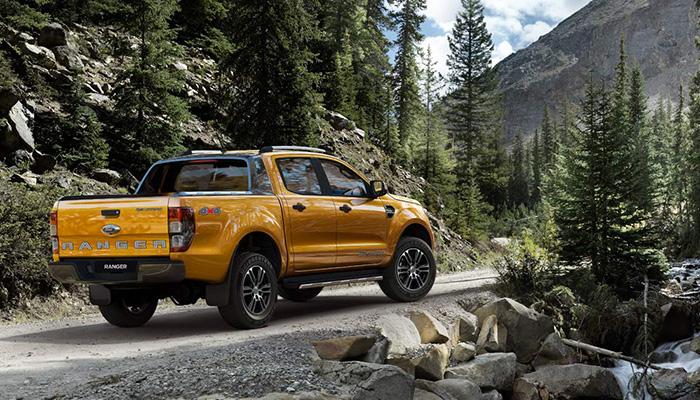 Ford Ranger Wildtrak 2.0 4x4