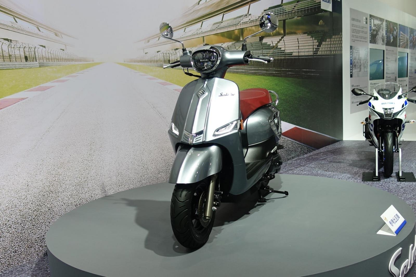 Suzuki Saluto 125