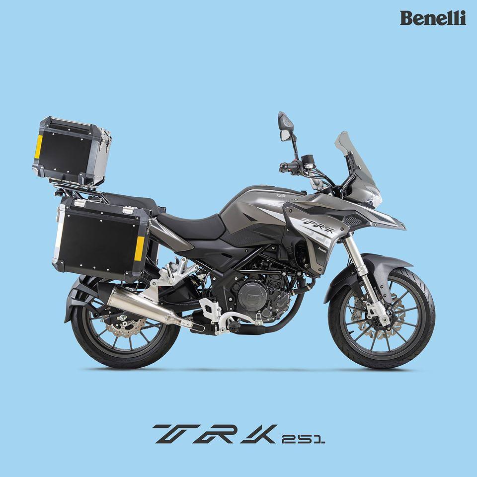 Benelli TRK251 ปี 2020