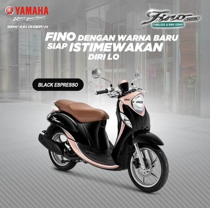 Yamaha Fino 2020