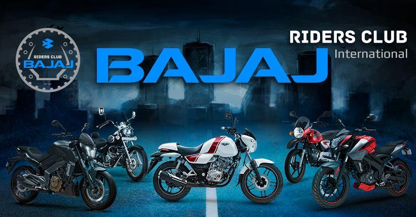 รถจักรยานยนต์ BAJAJ