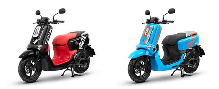 ราคาและตารางผ่อน ดาวน์ Yamaha QBIX 2019