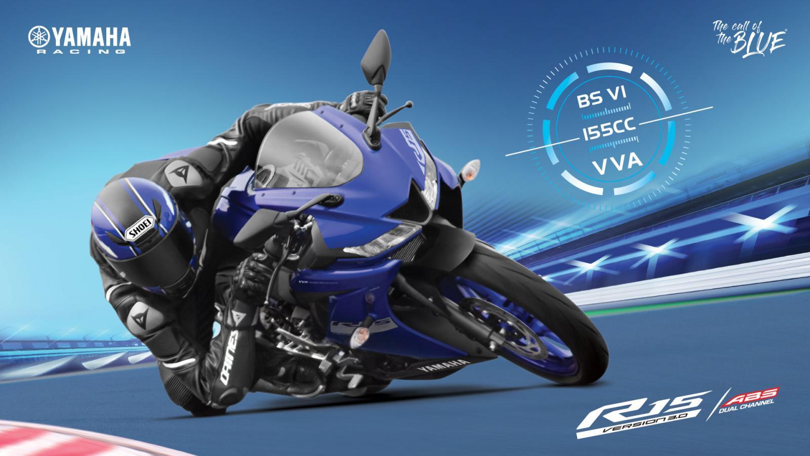 YZF R15 2020