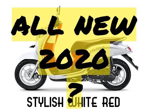 All New Honda Scoopy i 2020