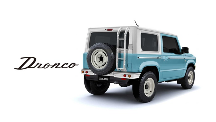 Suzuki Jimny 2020 แต่ง
