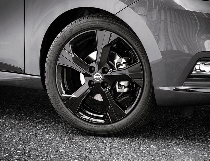 Nissan N-TEC Edition