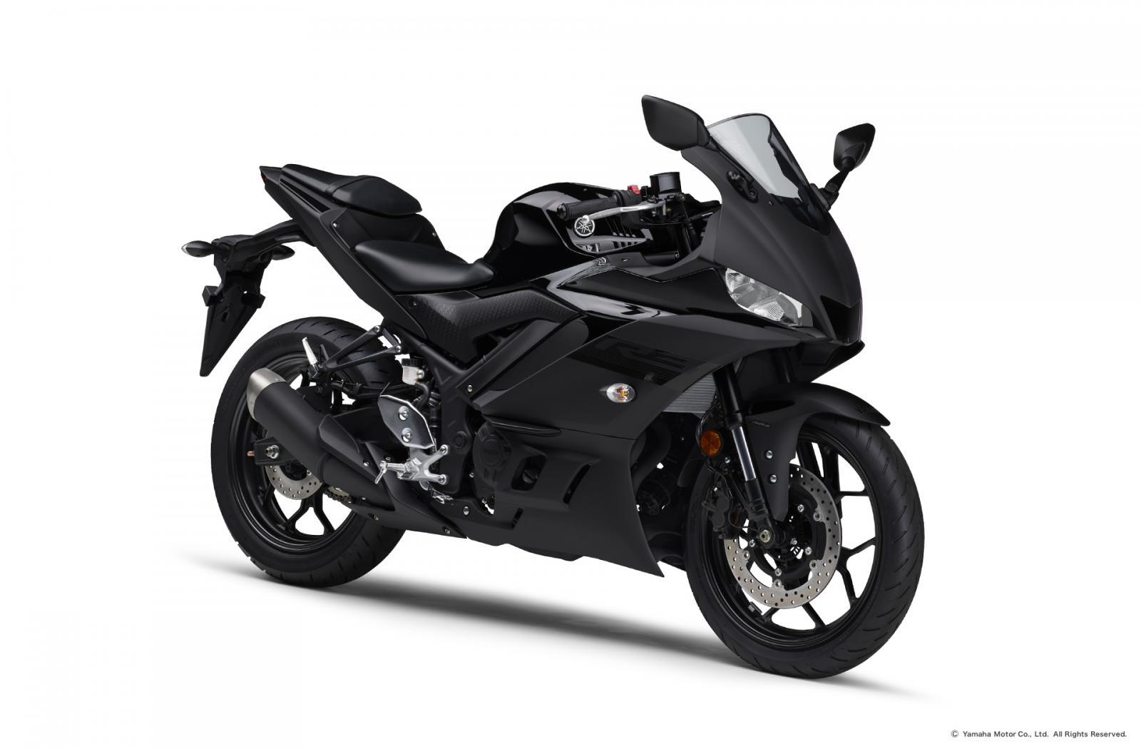 YZF-R3 2020