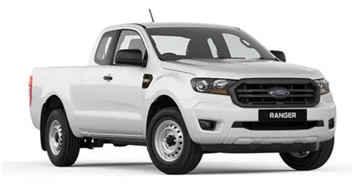Ford Ranger XLS 2020