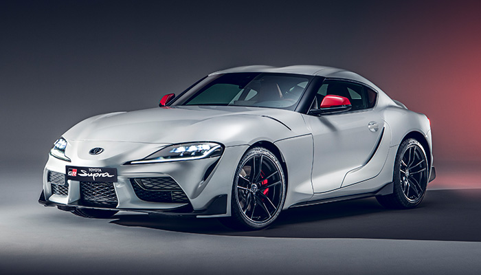 Toyota GR Supra Fuji Speedway Limited Edition