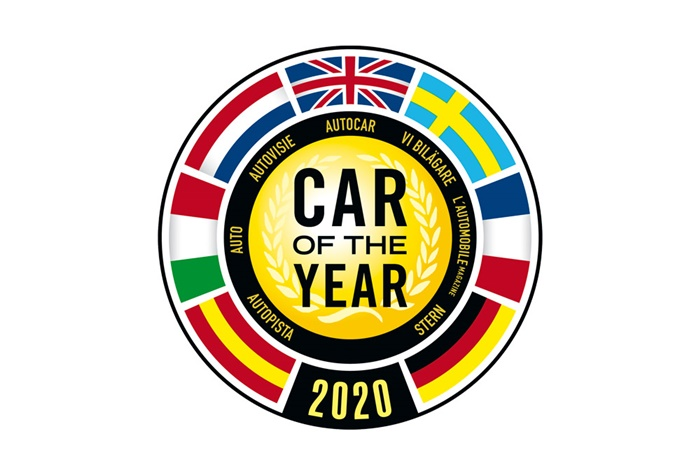 European Car of the Year Trophy (COTY) 2020