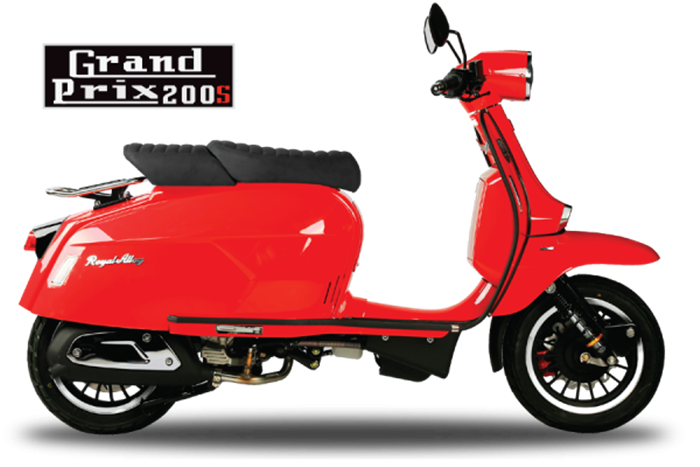 Royal Alloy GP-200S2020