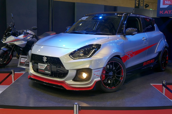 Suzuki Swift 2020 Sport Katana II Edition