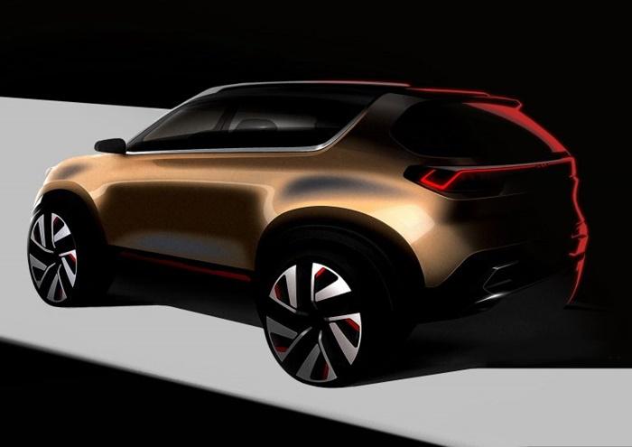 Kia Compact SUV Concept 2020