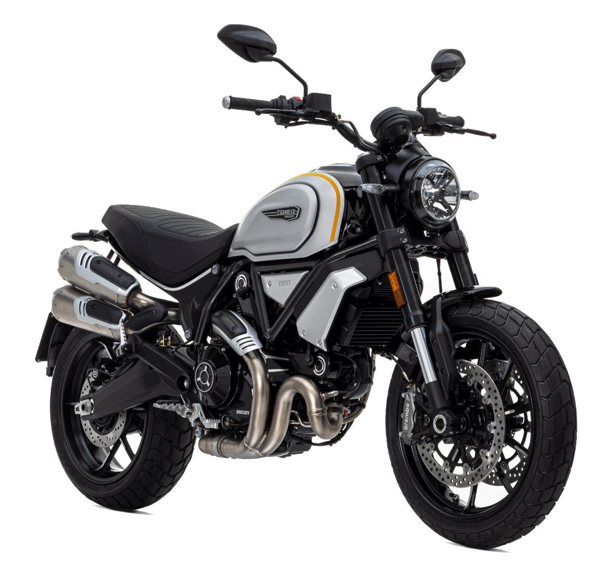 Ducati Scrambler 1100 2020