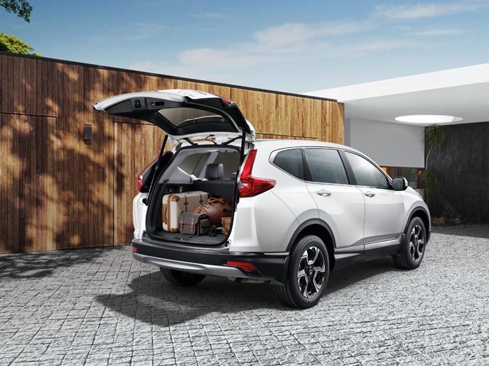 เทียบ Mazda CX 8 2020 กับ Honda CRV 2019 คันไหนถูกใจคุณ!