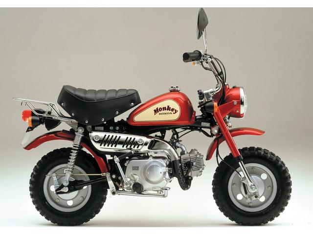 Honda Monkey 1988 Cherry Custom Edition