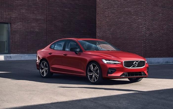 Volvo S60 2020 รีวิว