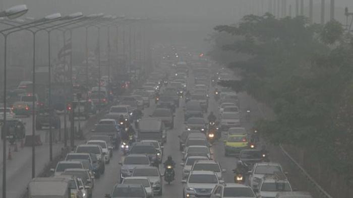 ขส. ลดภาษีรถยนต์ไฟฟ้า 50% สู้ฝุ่น PM 2.5
