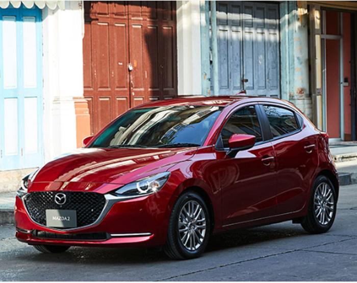 โปรโมชั่น Mazda 2 กุมภาพันธ์ 2563