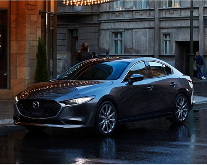 โปรโมชั่น Mazda 3กุมภาพันธ์ 2563
