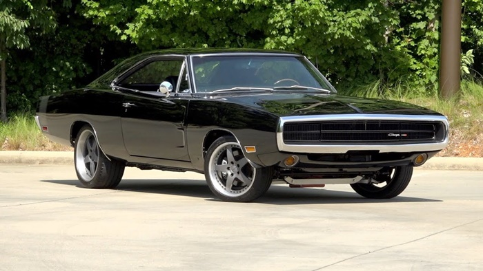 Dodge Chargers 500