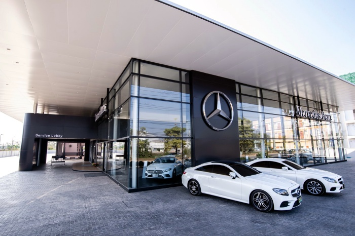 Mercedes Benz เชียงราย