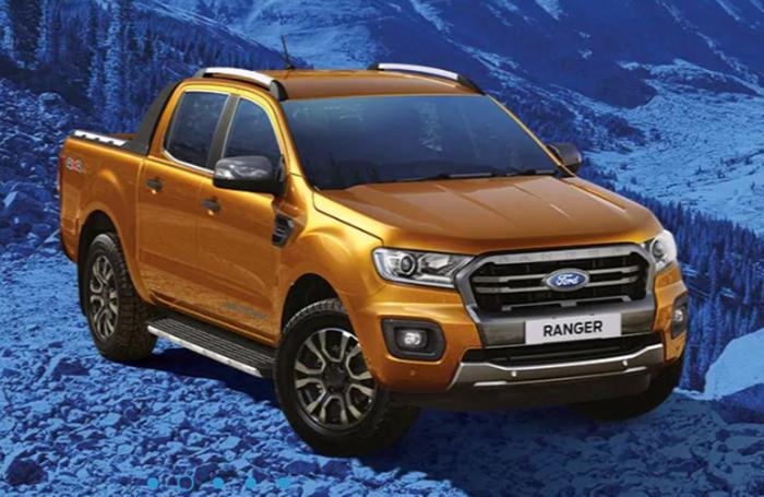 โปรโมชั่น Ford Ranger กุมภาพันธ์ 2563