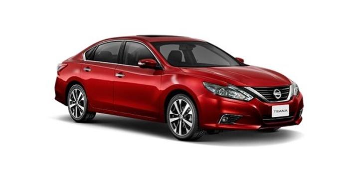 โปรโมชั่น Nissan Teanaกุมภาพันธ์ 2563