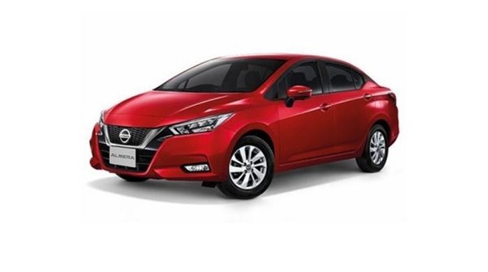 โปรโมชั่น Nissan Almeraกุมภาพันธ์ 2563