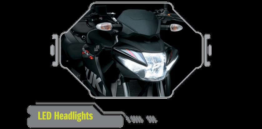 Suzuki GSX S150 2020