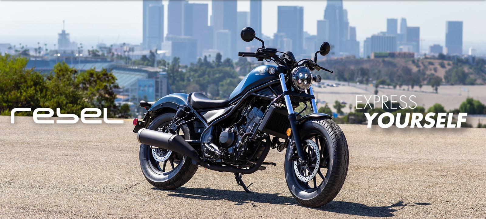 Honda Reble 500 2020