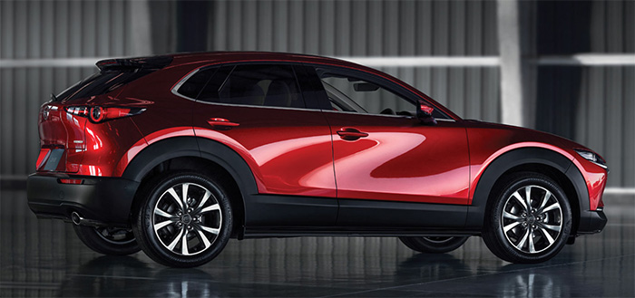 All-new Mazda CX-30 2020