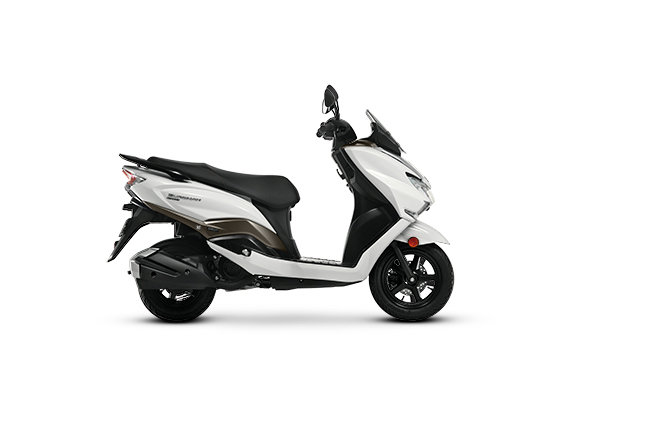 Suzuki Burgman Street 125 2020