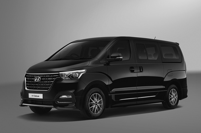 Hyundai H-1 2020 รุ่น Deluxe
