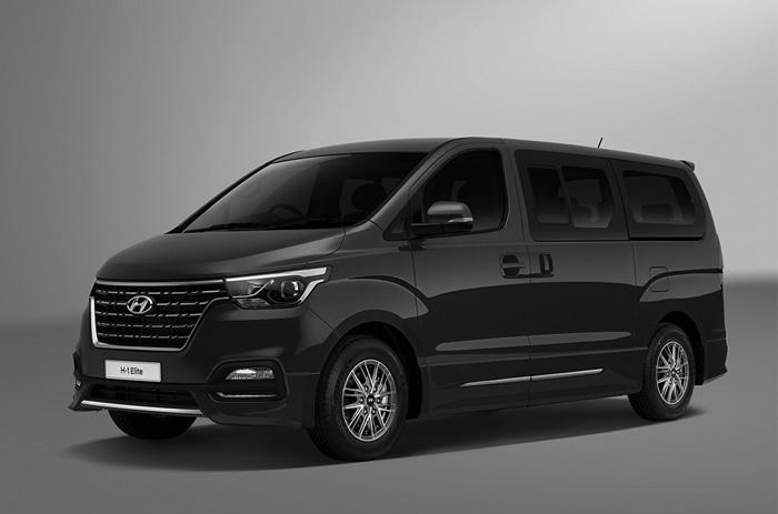 Hyundai H-1 2020 รุ่น Elite