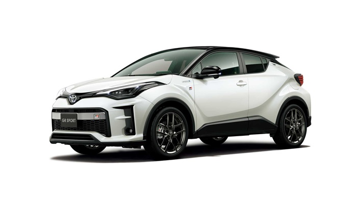 Toyota GR C-HR 2020