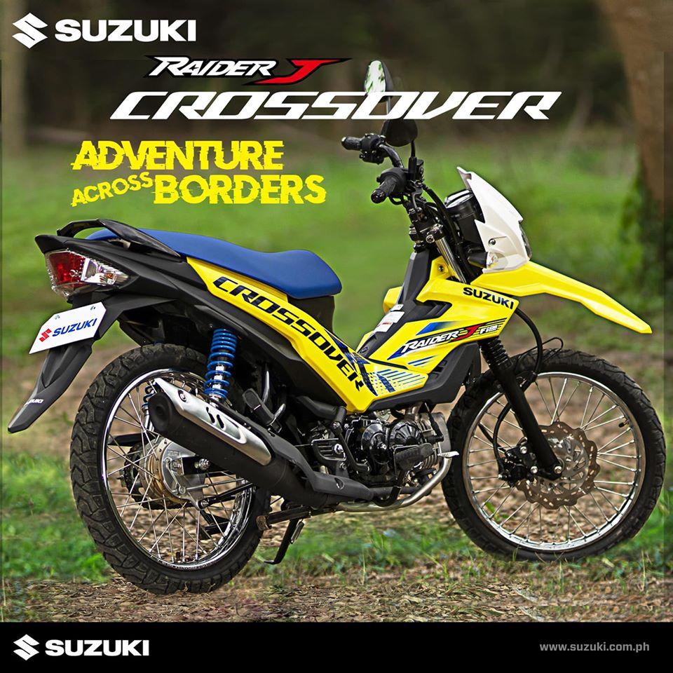 Suzuki Raider-J Crossover